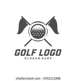 Golf Ball With Flag Stock Vectors Images Vector Art Shutterstock