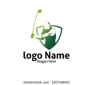 Golf Logo Images, Stock Photos & Vectors | Shutterstock