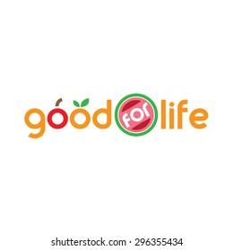 Good for Life Logo for Restaurant