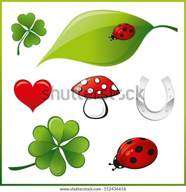 Good Luck Stock Vector (Royalty Free) 152436656