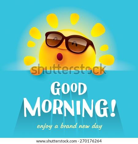 Good Morning Stock Vector Royalty Free 270176264 Shutterstock
