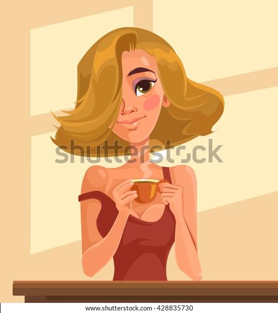 3d Animated Groß Meise Blondine