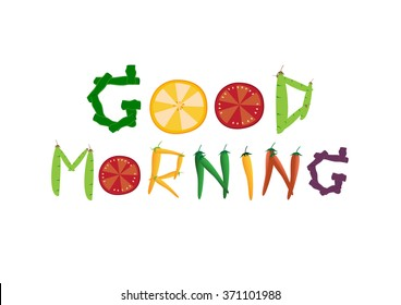 good morning text images stock photos vectors 10 off rh shutterstock com good morning logos images good morning logos download