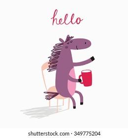 Good morning.  Vector card