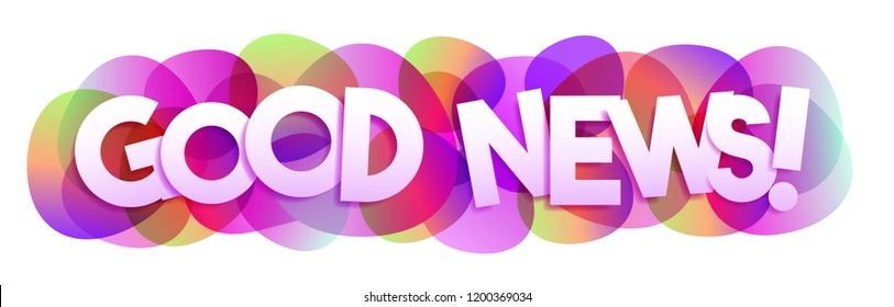 Good news! word vector banner