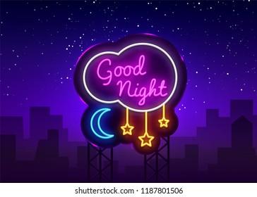 Good Night Images Stock Photos Vectors Shutterstock