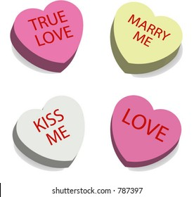 good valentines day hearts
