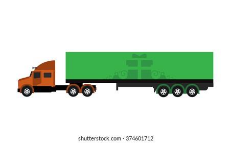 Goods Truck 7