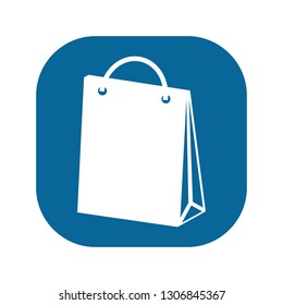 goody bag icon vector