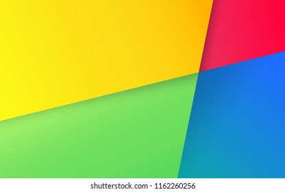 Google play, abstract modern background. Vector illustration. EPS 10