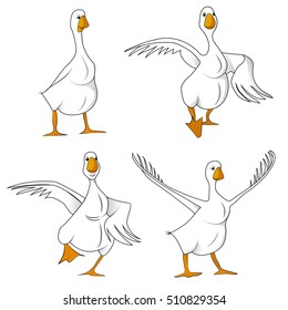 Goose set