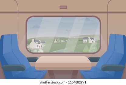 Diesel Train Retro | Train illustration, Vector graphics design, Train  travel