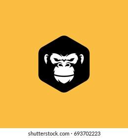 Gorilla logo icon