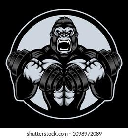 Gorilla strong vector