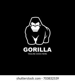 Gorilla Vector Logo