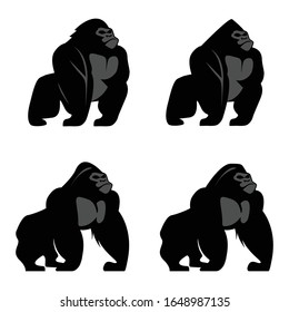 Gorilla Vector for your project needs