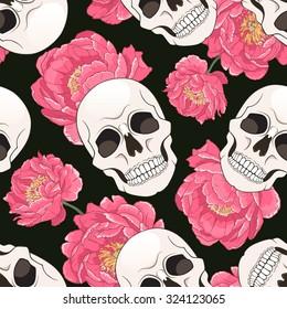 Ilustraciones Imágenes Y Vectores De Stock Sobre Skull