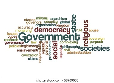 Government - Word Cloud