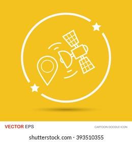 GPS doodle