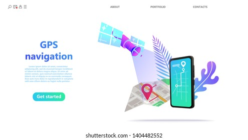 Gps Tracking Images, Stock Photos & Vectors | Shutterstock