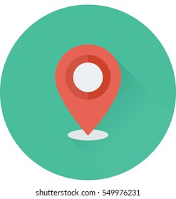 Gps Vector Icon