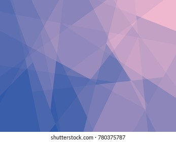 Gradient background in deep blue and pale pink