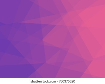 Gradient background in pink and purple