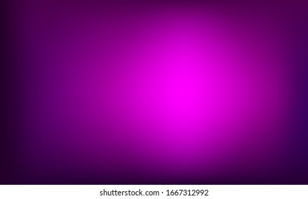 Gradient background with purple color. vector illustration
