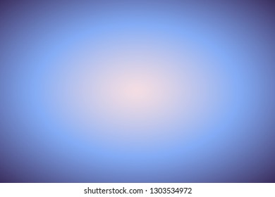Фотообои Gradient Blue abstract background.