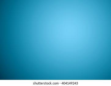 Gradient blue background