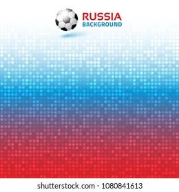 Russia Flag Ball Photos 23822 Russia Flag Stock Image