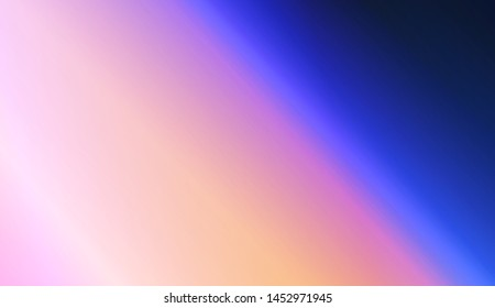 Gradient Colorful Background. For Abstract Modern Screen Design For Mobile App. Vector Illustration