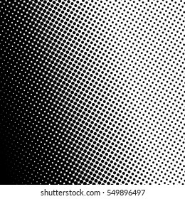 Gradient dots background. Pop art texture. Pop art template. Vector illustration.