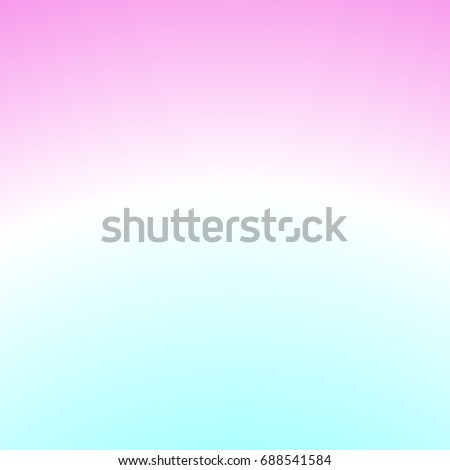 Gradient Pink Green Abstract Background Stock Vector