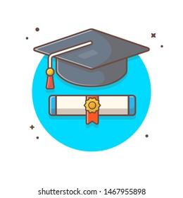 Scholarship Cartoon High Res Stock Images Shutterstock