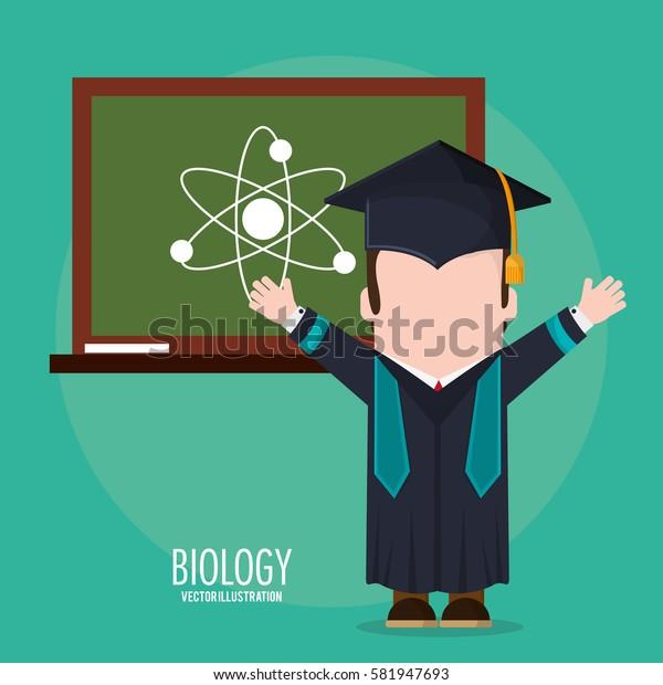 graduate student biology board class