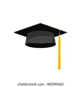 graduation cap cartoon images stock photos vectors shutterstock rh shutterstock com cartoon graduation cap images cartoon graduation cap images
