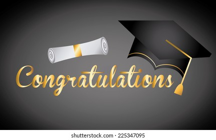 Congratulations Graduate Images, Stock Photos & Vectors | Shutterstock