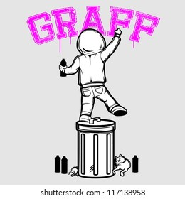 GRAFF, t-shirt special series