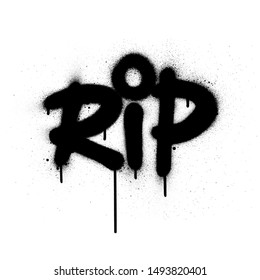 Rest Peace Rip Images, Stock Photos & Vectors | Shutterstock