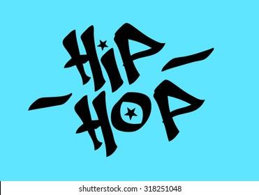 graffiti tag hip hop