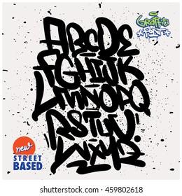 Graffti Font / Street Based