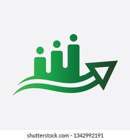 grafic and people logo design for your company