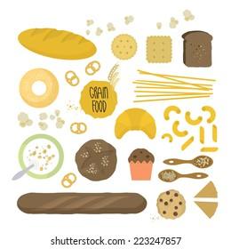 Grain food