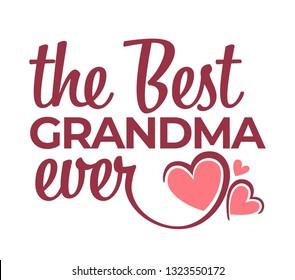 Musta Granny suku puoli kuva