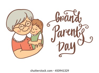 happy grandparents day images stock photos vectors shutterstock