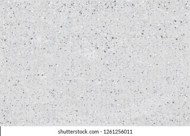 Granite stone gray texture background vector realistic hand labor illustration