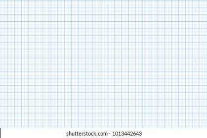 Graph paper background blue color