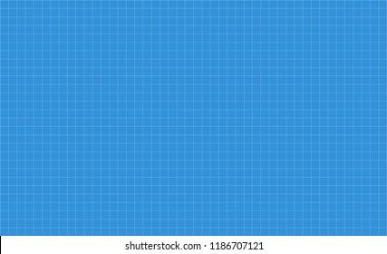 Graph paper (Grid lines) Blueprint