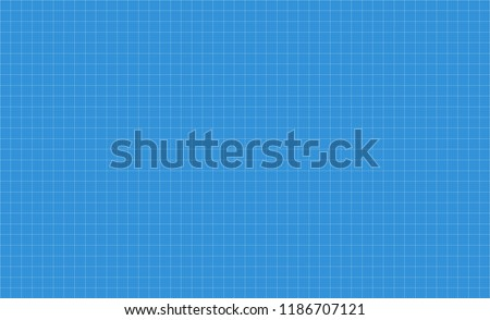 graph paper grid lines blueprint stock vector royalty free